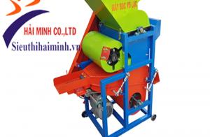 Đánh giá máy bóc vỏ lạc hai quạt gió Yamafuji 4500VL2