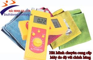 Những điều bạn chưa biết về máy đo độ ẩm vải