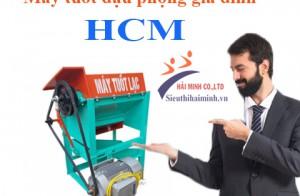 Kho bán máy tuốt đậu phộng gia đình ở Tp.HCM