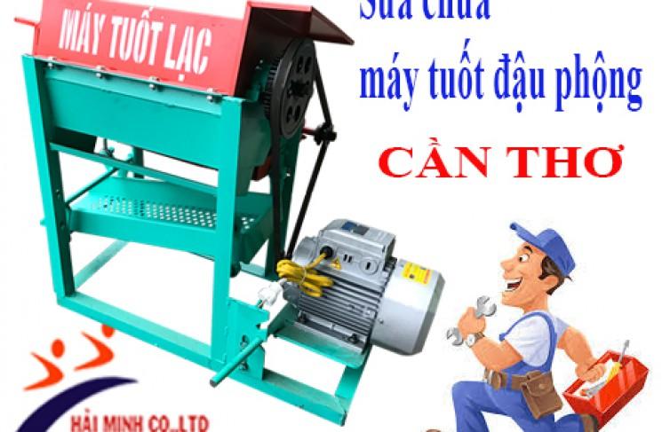 Nơi bán & sửa máy tuốt đậu phộng giá rẻ ở Cần Thơ
