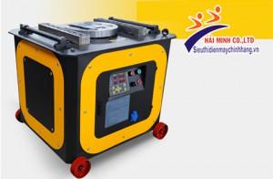 Bật mí một số tiện ích của máy bẻ đai trong xây dựng