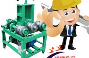 Máy uốn ống: Hướng dẫn vận hành và xử lý lỗi đơn giản