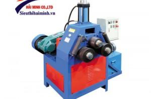 Các loại máy uốn ống sắt có thế uốn sắt thành hình chữ V.