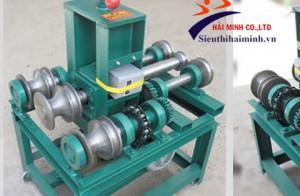 Tám quy tắc sử dụng và bảo trì máy uốn ống.