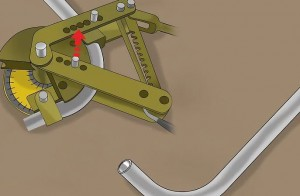 13 bước sử dụng máy uốn ống thủ công chi tiết có hình ảnh