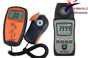 3 thương hiệu máy đo ánh sáng giá rẻ chất lượng trên thị trường